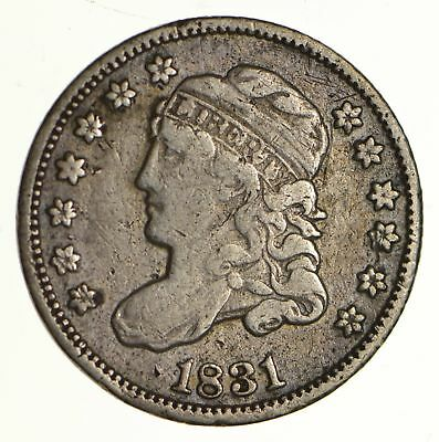 1831 Capped Bust Half Dime - Circulated *6255
