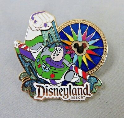 Disney DLR Pin - Costco Travel - World of Color - Buzz Lightyear - Toy Story