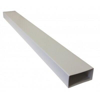 Manrose Flat Channel Ducting, 1m