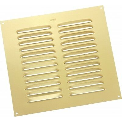 Select G.a.a. Vent Louvre, 9 x 9 229mm x 229mm (10200sq Mm)