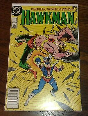 Hawkman Vol 2 #7 F/VF DC Comics