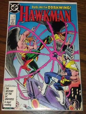 Hawkman Vol 2 #8 F/VF DC Comics