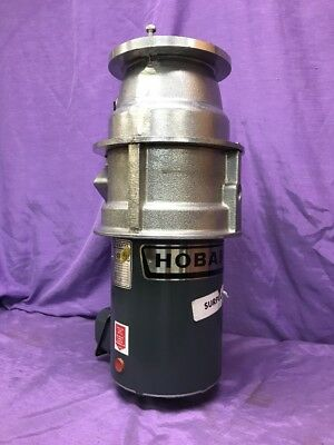 NEW HOBART FD2-1255H Commercial Food Waste Garbage Disposal 115/200-230V 1.25 HP