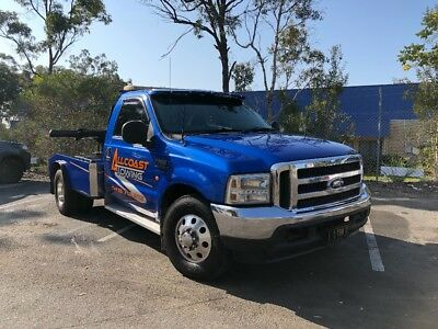 Ford F-350 Tow Truck