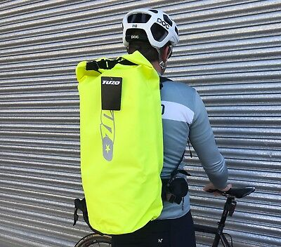 f74cd04e4563 New Cycling Roll Top Waterproof Backpack Rucksack Dry Bag Sack Yellow 40  Litre