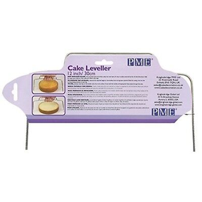 Knights Bridge Global Local Pme Cake Leveller, 12-inch - Leveler