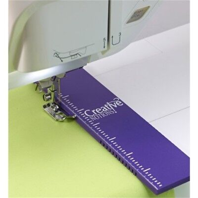 Hackycutz Creative Quilting Ideen Flexibler Nahtführer - Notions Flexible Seam