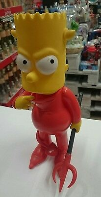 Bart Simpson Figura Colonia 200Ml.