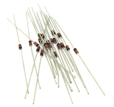 20 x 1N4148 Signal Switching Diode High Speed DO-35