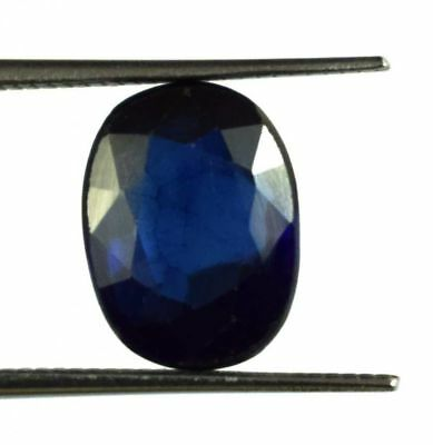 Spinelle bleu naturel de Birmanie  - 5 carats