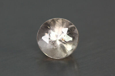 0.760 Ct Unique Ultra Rare 100% Natural Light Peach Color Morganite Gem !!!