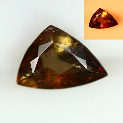 1.160 Ct  Earth Mined Unique Dazzling 100% Natural Dancing' Color Change Axinite