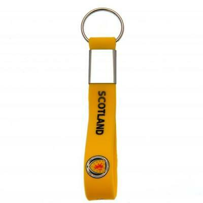 Scotland F.A. Silicone Keyring Official Merchandise