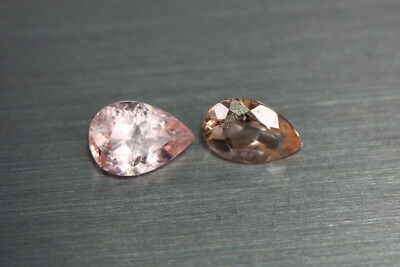 1.675 Ct Unique Ultra Rare 100% Natural Premium Aaa Pinkish Color Morganite !!!