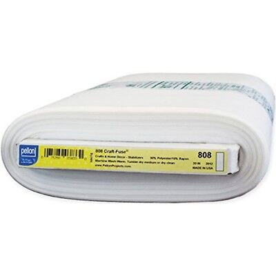 Pellon Craft-fuse Fusible Stabilizer 20 In. x 30 Yd. White (30 Yards) - Inch Yd