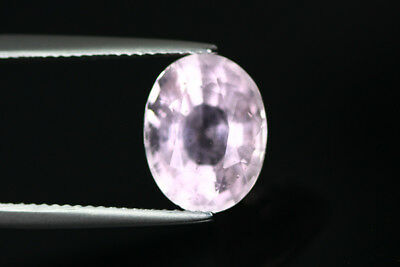 4.510 Ct Unique Ultra Rare 100% Natural Unheated Superb Pink Morganite Gem !!!