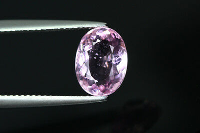 2.765 Ct Unique Ultra Rare 100% Natural Unheated Superb Pink Morganite Gem !!!