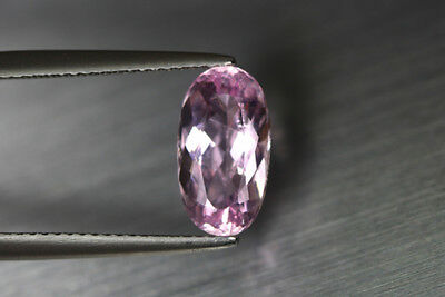 2.440 Ct Unique Ultra Rare 100% Natural Unheated Superb Pink Morganite Gem !!!