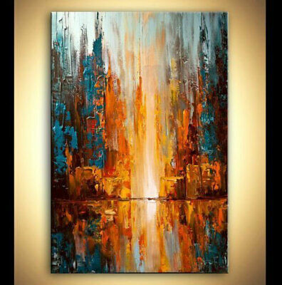 ENOPT710 fashion modern 100% hand paint abstract oil painting art on canvas