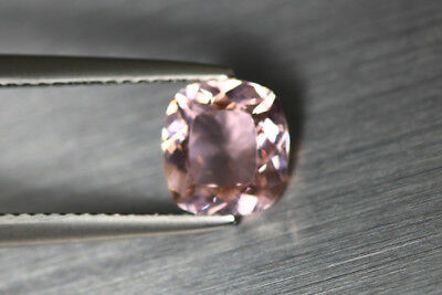 1.425 Ct Unique Ultra Rare 100% Natural Unheated Superb Pink Morganite Gem !!!