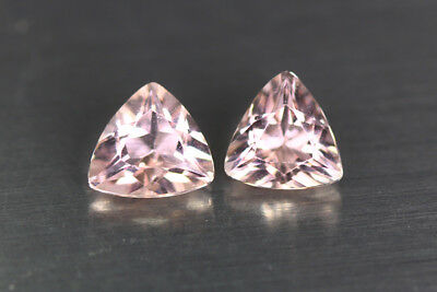1.280 Ct Unique Ultra Rare 100% Natural Unheated Superb Pink Morganite Gem !!!