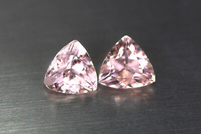 2.065 Ct Unique Ultra Rare 100% Natural Unheated Superb Pink Morganite Gem !!!