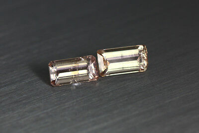1.785 Ct Unique Ultra Rare 100% Natural Premium Aaa Pinkish Color Morganite !!!
