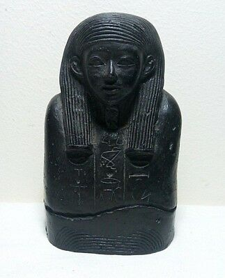 RARE ANCIENT EGYPTIAN ANTIQUE QUEEN HATSHEPSUT Stone Statue 1479-1458 BC
