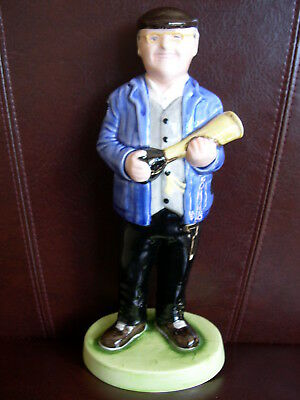Lorna Bailey Fred Dibnah Blue Jacket With Black Patches Figurine 1/1 Colourway