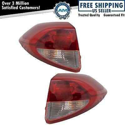 Outer Tail Light Lamp Assembly LH RH Kit Pair Set of 2 for Toyota Camry New
