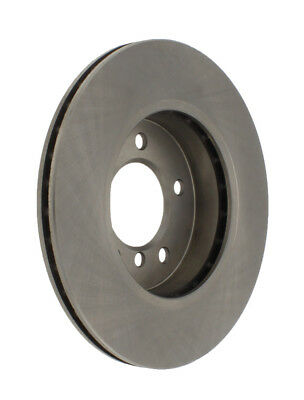 Disc Brake Rotor and Hub Assembly Front IAP Dura BR5546