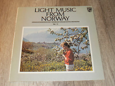 Light Music from Norway - Vol. 11 - Oivind Bergh - LP- Vinyl - Philips