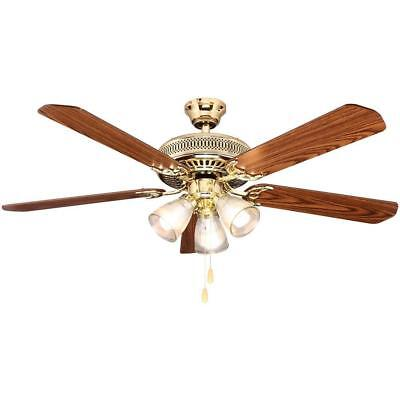 Hampton Bay 52 in. Landmark Polished Brass Ceiling Fan light REPLACEMENT PARTS