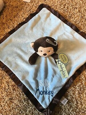 Silly Monkey Security Blanket