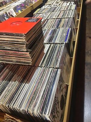 "Lot Of (35) 12"" Singles Hip Hop Rap Wholesale Grab Box Vinyl Records Best Deal"