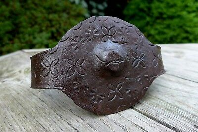 Antique Horse Cart Decorative Fitting Handmade by Blacksmiths Project 25-11
