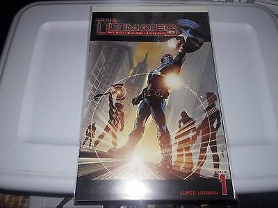 The Ultimates (2002); 1, 2, 3, 4, 5, 6, 7, 8, 9, 10, 11, 12, 13; 13 issue set