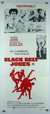 Black Belt Jones JIM KELLY GLORIA HENDRY ROBERT CLOUSE MARTIAL ARTS 1974