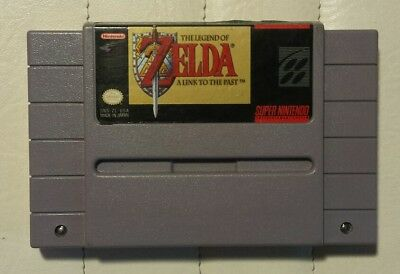 THE LEGEND OF ZELDA A LINK TO THE PAST Super Nintendo SNES Game *Fast Shipping*