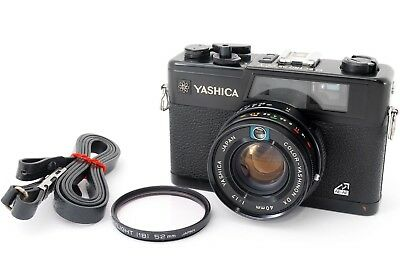 Excellent+++++ Yashica Electro 35 GX 35mm Rangefinder 40mm F/1.7  from Japan #98