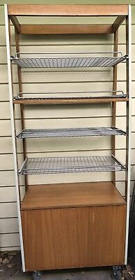Ex Brumby's Bakery Premium Product Display Stand