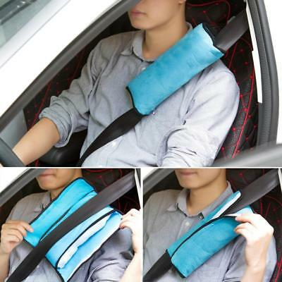 Child Safety Strap Harness Pillow Cushion Kids Car Seat Belt Shoulder Pad Cover