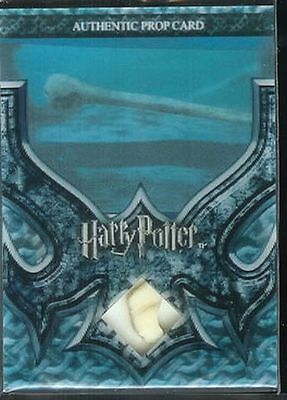 Mundo de Harry Potter 3D 2º Accesorios Carta P6 085/120
