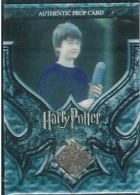 Mundo de Harry Potter 3D 2º Accesorios Carta P3 087/180