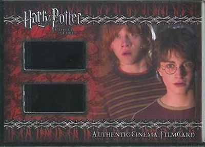 Harry Potter Copa Actualización Filmcard CFC4 Harry 018/350