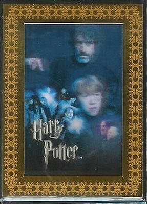 Welt der Harry Potter 3D 2. Case Topper Karte CT2