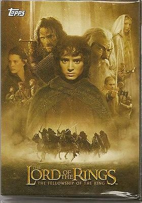 Lotr Fotr Fellowship Of The Ring Neufassung Sammelkarten Basisset 91-162