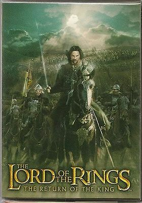 Lotr Rotk Return Of The King Sammelkarten Basisset 1-90
