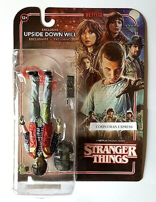"Mcfarlane Stranger Things Series 3 - 'Upside Down' Will 5"" Action Figure"