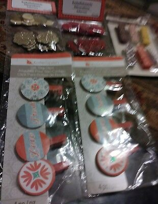5pc New Lot of Crafts Supplies for Projects,Holidays, Stuffers PRICE REDUCED